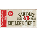 Thumbnail for VINTAGE COLLEGE DEPT_DEMO_worn