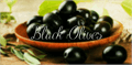Illustration of font Black Olives