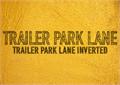 Illustration of font Trailer Park Lane