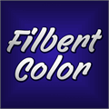 Illustration of font Filbert Color Personal Use