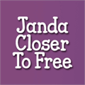 Illustration of font Janda Closer To Free