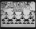 Illustration of font DANCING JUNGLE