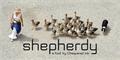 Illustration of font Shepherdy