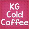 Illustration of font KG Cold Coffee