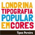Illustration of font Londrina Solid