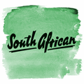 Illustration of font South African Personal Use