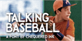 Illustration of font Talking Baseball