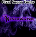 Illustration of font Neverwinter