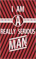Illustration of font Serious Man