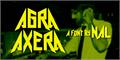 Illustration of font Agra Axera