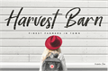 Illustration of font Harvest Barn DEMO