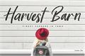Illustration of font Harvest Barn DEMO