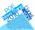Illustration of font POE Sans New