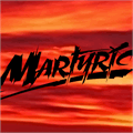 Illustration of font Martyric Personal Use Only