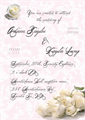 Illustration of font Cherish Is the Word Demo