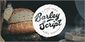 Illustration of font Barley Script PERSONAL USE