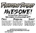 Illustration of font Fighting Spirit TBS