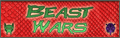 Illustration of font Beast Wars