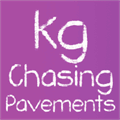 Illustration of font KG Chasing Pavements