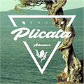 Illustration of font Plicata PERSONAL USE ONLY