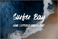 Illustration of font Surfer Bay
