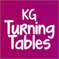 Illustration of font KG Turning Tables