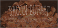 Illustration of font Bacon Buffet DEMO
