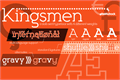 Illustration of font Kingsmen