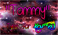 Illustration of font Tammy