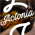 Illustration of font Actonia Hand PERSONAL USE