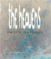 Illustration of font the heavens