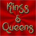 Illustration of font Mf Kings & Queens