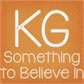 Illustration of font KG Something to Believe In