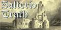 Illustration of font Salterio Trash
