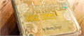 Illustration of font Antique Book Cover Regular