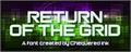 Illustration of font Return of the Grid