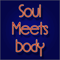 Illustration of font Soul Meets Body