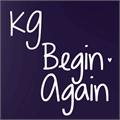 Illustration of font KG Begin Again