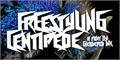 Illustration of font Freestyling Centipede