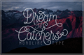 Illustration of font DreamCatchersDemo