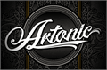 Illustration of font Artonic Personal Use Only