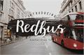 Illustration of font Redbus