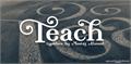 Illustration of font Teach Demo