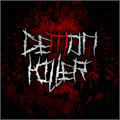 Illustration of font Demon Killer