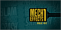 Illustration of font MechEffects1 BB