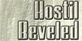 Illustration of font HostilBeveled