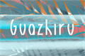 Illustration of font Guazhiru
