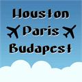 Illustration of font Mf Houston Paris Budapest