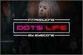 Illustration of font EC Dots Life