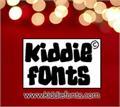 Illustration of font RUGRATS